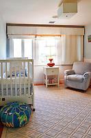 bright nursery