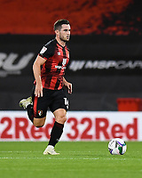 Lewis Cook of Bournemouth during AFC Bournemouth vs Crystal Palace, Carabao Cup Football at the Vitality Stadium on 15th September 2020