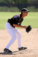 Radames Nazario / Colorado Rockies 2008 Instructional League..Photo by:  Bill Mitchell/Four Seam Images