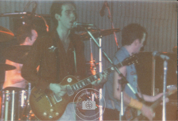The Clash, Joe Strummer, Mick Jones,