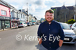 Donie O'Sullivan CNN Correspondent returns to his Home Town of Cahersiveen for a break from big news.