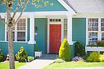Green House, Red Door