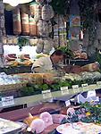 CHE, Schweiz, Tessin, Lugano (Altstadt): Spezialitäten Gabbani in der Via Pessina | CHE, Switzerland, Ticino, Lugano (Old Town): specalties Gabbani at Via Pessina