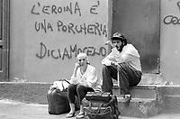 - Milan, evacuation of the house illegally occupied in Piazzale Dateo  (August 1988)<br /> <br /> - Milano,sgombero della casa occupata abusivamente in piazzale Dateo (Agosto 1988)