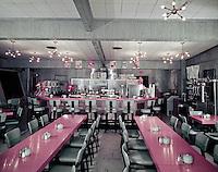 Retro Coffee Shop in Atlantic City, NJ. 1958.