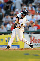July 15, 2009:  Brian Jeroloman of the New Hampshire Fisher Cats during the 2009 Eastern League All-Star game at Mercer County Waterfront Park in Trenton, NJ.  Photo By David Schofield/Four Seam Images