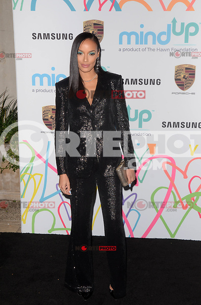 BEVERLY HILLS, CA - NOVEMBER 03: Selita Ebanks at Goldie's Love In For Kids at Ron Burkle's Green Acres Estate on November 3, 2017 in Beverly Hills, California. Credit: David Edwards/MediaPunch