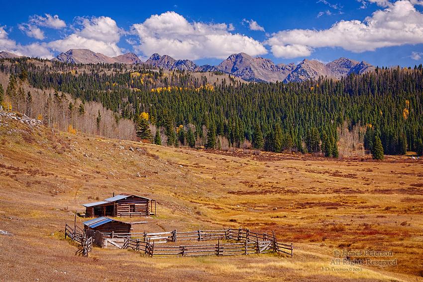 Harris Ranch, Hermosa Park, Colorado