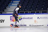 SCHAATSEN: HEERENVEEN: 08-10-2020, IJsstadion Thialf, Development Team Gewest Fryslân, ©foto Martin de Jong