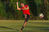 St. Vincent and the Grenadines - August 31,  2016: The U.S. Men's National Team train ahead of its World Cup Qualifying (WCQ) match versus St. Vincent and the Grenadines.