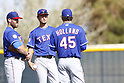 Texas Rangers - 2015 Spring Training