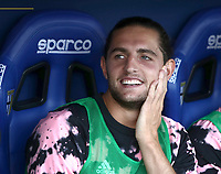 Calcio, Serie A: Parma - Juventus, Parma stadio Ennio Tardini, 24 agosto 2019.<br /> Juventus' Adrien Rabiot prior to the Italian Serie A football match between Parma and Juventus at Parma's Ennio Tardini stadium, August 24, 2019. <br /> UPDATE IMAGES PRESS/Isabella Bonotto