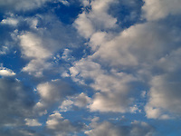Clouds over Wilsonville, or