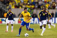 Brazil vs Colombia, November 14, 2012