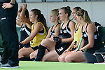 The Hague, Netherlands, May 31: Substitute players of New Zealand during the field hockey group match (Group A) between New Zealand´s Black Sticks and Belgium on May 31, 2014 during the World Cup 2014 at Kyocera Stadium in The Hague, Netherlands. Final score 4:3 (3:0) (Photo by Dirk Markgraf / www.265-images.com) *** Local caption ***