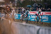 LECHNER Eva (ITA/Creafin-TUV Süd) leading the way<br /> <br /> GP Sven Nys (BEL) 2019<br /> Women's Race<br /> DVV Trofee<br /> ©kramon