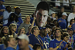 December 26, 2015: Tulsa fans during the 2nd half of the Camping World Independence Bowl at Independence Stadium in Shreveport, LA. Justin Manning/ESW/CSM