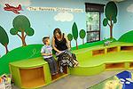 Kennedy children's area unveiled