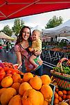 Farmer's Market, San Luis Obispo, California