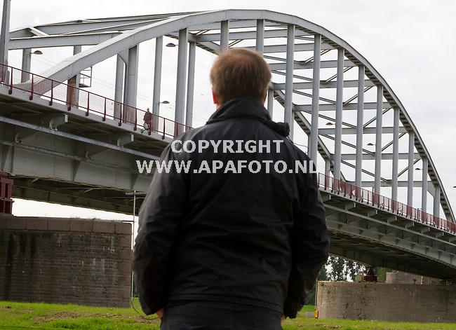 Arnhem, 200814<br /> Reportage Locaties Market Garden<br /> Foto: John Frost brug <br /> Foto: Sjef prins - APA Foto
