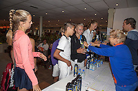 Hilversum, Netherlands, August 10, 2016, National Junior Championships, NJK, Match control<br /> Photo: Tennisimages/Henk Koster
