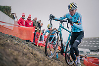 Witse Meeussen (BEL)<br /> <br /> Men's Junior race<br /> <br /> UCI 2019 Cyclocross World Championships<br /> Bogense / Denmark<br /> <br /> ©kramon