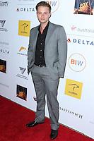 SANTA MONICA, CA, USA - OCTOBER 26: Matt Levett arrives at the 3rd Annual Australians in Film Awards Benefit Gala held at the Starlight Ballroom at Fairmont Miramar Hotel & Bungalows on October 26, 2014 in Santa Monica, California, United States. (Photo by Xavier Collin/Celebrity Monitor)