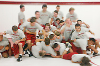 2003-2004 wrestling team photo.