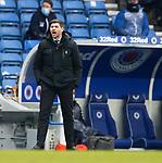 13.02.2021 Rangers v Kilmarnock: Steven Gerrard