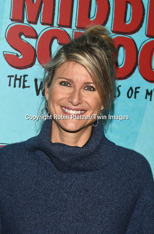 """Ashleigh Banfield attends the """"Middle School: The Worst Years of My Life"""" New York Screening on October 1, 2016 at the Regal E-Walk in New York, New York, USA.<br /> <br /> photo by Robin Platzer/Twin Images<br />  <br /> phone number 212-935-0770"""
