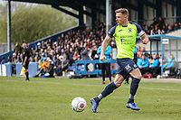 Paul Turnbull (Stockport County) during the Vanarama National League North match between Nuneaton Town and Stockport County at the Liberty Way Stadium, Nuneaton, England on 27 April 2019. Photo by James  Gill.