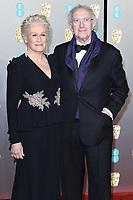 Glenn Close<br /> arriving for the BAFTA Film Awards 2019 at the Royal Albert Hall, London<br /> <br /> ©Ash Knotek  D3478  10/02/2019