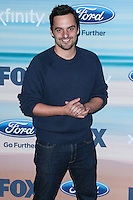 SANTA MONICA, CA, USA - SEPTEMBER 08: Jake M. Johnson arrives at the 2014 FOX Fall Eco-Casino Party held at The Bungalow on September 8, 2014 in Santa Monica, California, United States. (Photo by Xavier Collin/Celebrity Monitor)