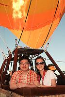 20120406 April 06 Hot Air Balloon Cairns