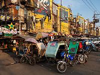 Street Photography, Tondo, Manila, Philippines