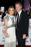 Ola and James Jordan<br /> arriving for the Pride of Britain Awards 2018 at the Grosvenor House Hotel, London<br /> <br /> ©Ash Knotek  D3456  29/10/2018
