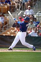 Micah Johnson - Los Angeles Dodgers 2016 spring training (Bill Mitchell)