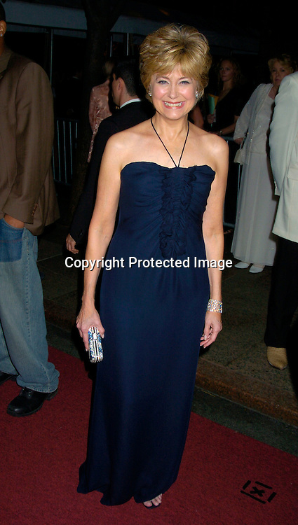 Jane Pauley ..arriving at the Daytime Emmy Awards on May 21, 2004 at the Sheraton and at Radio City Music Hall...Photo by Robin Platzer, Twin Images