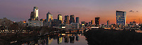 Philadelphia Skyline Panos