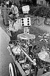 Scuttlebrook Wake, Chipping Campden, Gloucestershire, England 1973. Children fancy dress parade.
