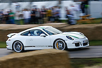 2016 Porsche 911R during the Goodwood Festival of Speed 2016 at Goodwood, Chichester, England on 24 June 2016. Photo by David Horn / PRiME Media Images