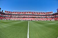 Santa Clara, CA - Monday June 06, 2016: Levi's Stadium prior to a Copa America Centenario Group D match between Argentina (ARG) and Chile (CHI) at Levi's Stadium.