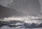 Surf kayaking, La Push, Washington, Olympic National Park, Beach #1, Surf Frolic,