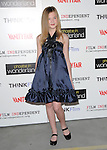 Elle Fanning at The ThinkFilm Special Screening of Phoebe in Wonderland held at The WGA in Beverly Hills, California on March 01,2009                                                                     Copyright 2009 RockinExposures