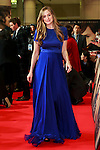 Eddie Redmayne's wife Hannah Bagshawe attends the Japan premiere of The Danish Girl on March 9, 2016, Tokyo, Japan. Eddie Redmayne with his wife Hannah Bagshawe came to Japan to greet fans during the red carpet for the movie The Danish Girl. The film was nominated in four categories at the Academy Awards with Best Supporting Actress going to Alicia Vikander. Redmayne who won Best Actor at the Academy Awards in 2015 lost out this year in the Best Actor category to Leonardo DiCaprio. The film hits Japanese theaters on March 18. (Photo by Rodrigo Reyes Marin/NipponNews.net)