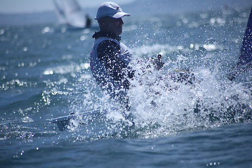 56 Lasers Enjoy Great Sailing for Ulster Honours at County Antrim Yacht Club
