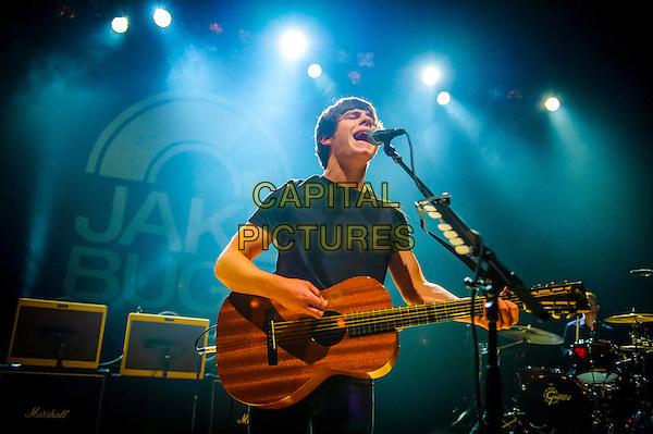 ROYAL OAK, MI - JANUARY 15: Jake Bugg performs at Royal Oak Music Theatre on January 15, 2013 in Royal Oak, Michigan. <br /> CAP/MPI/RTNSchwegler<br /> ©RTNSchwegler/MediaPunch/Capital Pictures