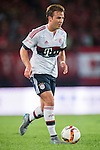 Mario Gotze of Bayern Munich in action during the Bayern Munich vs Guangzhou Evergrande as part of the Bayern Munich Asian Tour 2015  at the Tianhe Sport Centre on 23 July 2015 in Guangzhou, China. Photo by Aitor Alcalde / Power Sport Images