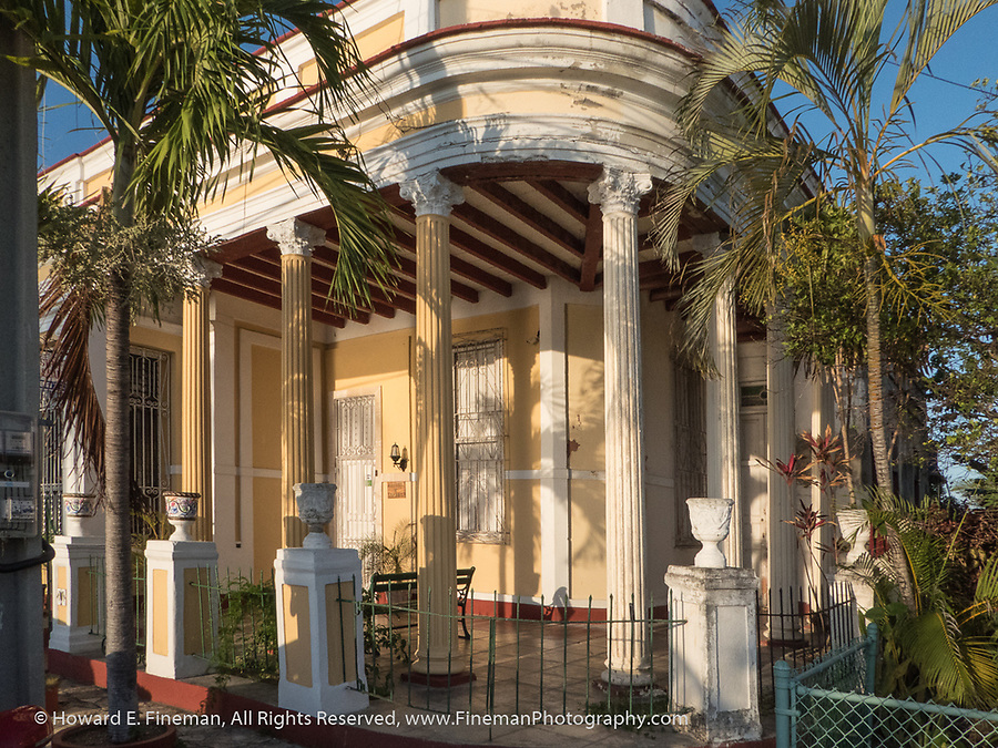 Waterfront home in Cienfuegos