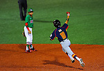 Scenes from the Japan versus Mexico game during the Cal Ripken Babe Ruth World Series in Aberdeen, Maryland on August 15, 2012. Japan defeated the Mexico 11-1 in five innings.
